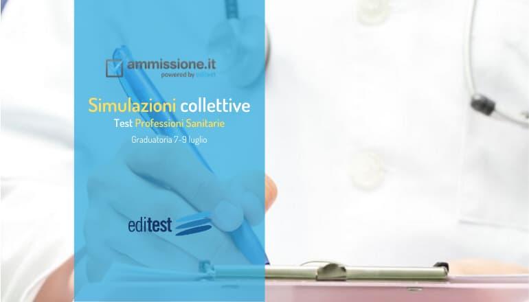 ottava simulazione collettiva test professioni sanitarie 2020