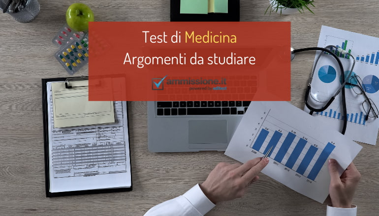 programma test medicina