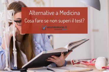 Cosa fare se non si supera il test di Medicina?