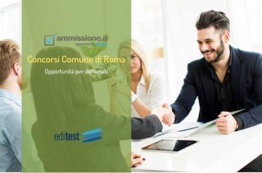 Opportunità di lavoro per diplomati: maxi concorso al Comune di Roma
