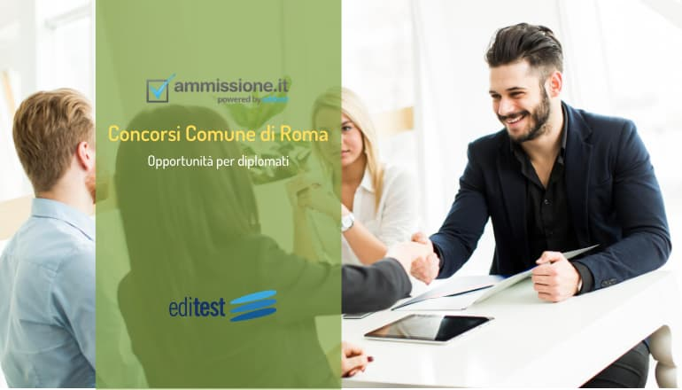 concorso roma 2020 diplomati