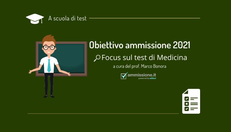 test ammissione medicina 2021