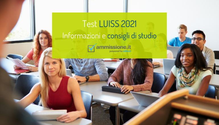 test luiss 2021