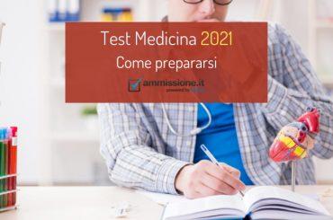 Test Medicina 2021: struttura della prova e consigli per la preparazione