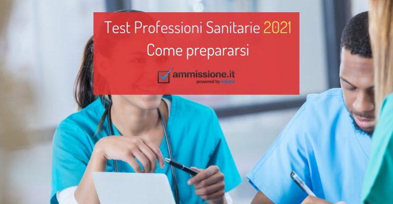 Test Professioni Sanitarie 2021: consigli per la preparazione