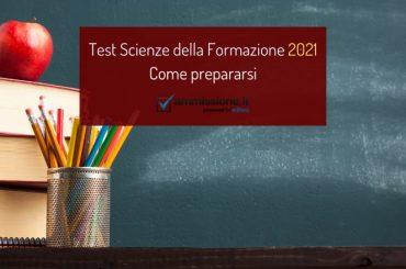 Come prepararsi al test di ammissione a Scienze della Formazione?