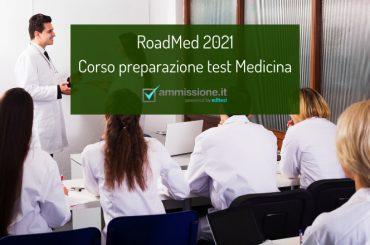 RoadMed: nasce il nuovo corso di preparazione al test di Medicina