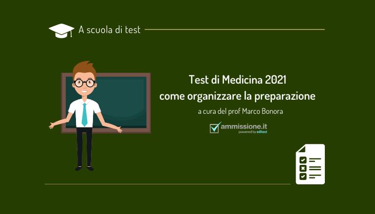 preparazione test medicina 2021