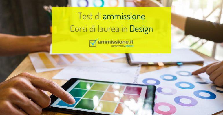 Come prepararsi ai test di ammissione in Design