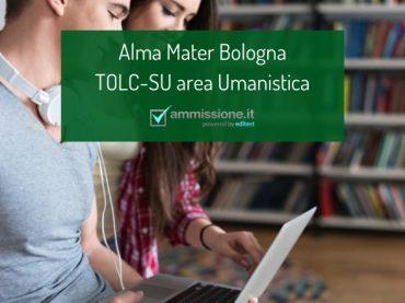 Il TOLC-SU per i corsi di laurea dell'Alma Mater di Bologna