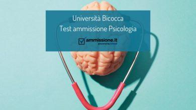 Psicologia Università Bicocca: come prepararsi al test di ammissione