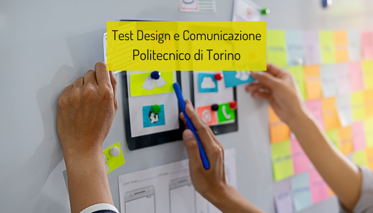 test design politecnico torino 2021