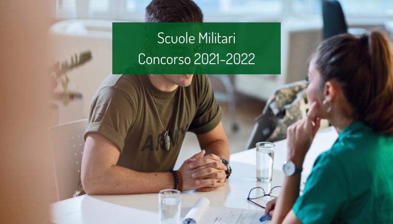 concorso scuole militari 2021