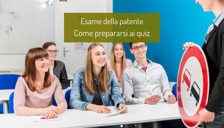 libro quiz patente online