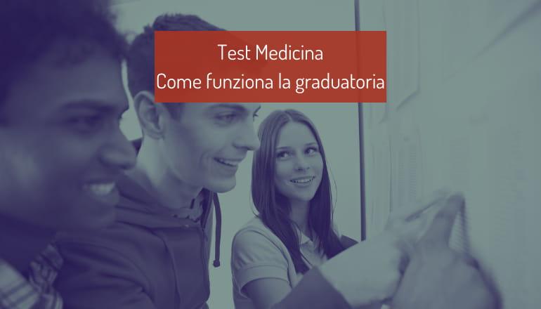 graduatoria test medicina